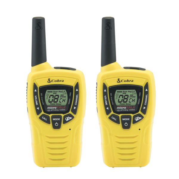 Cobra CX335 Two Way Radio $19.99 shipped with $20 off coupon