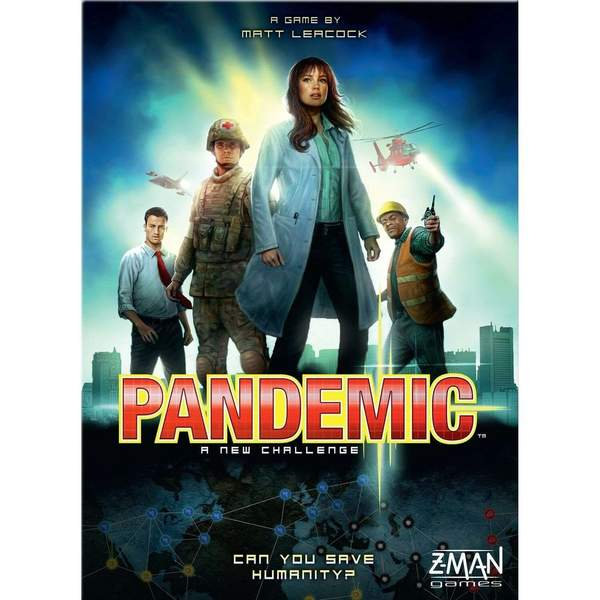 Pandemic Board Game $19.49 w/free shipping