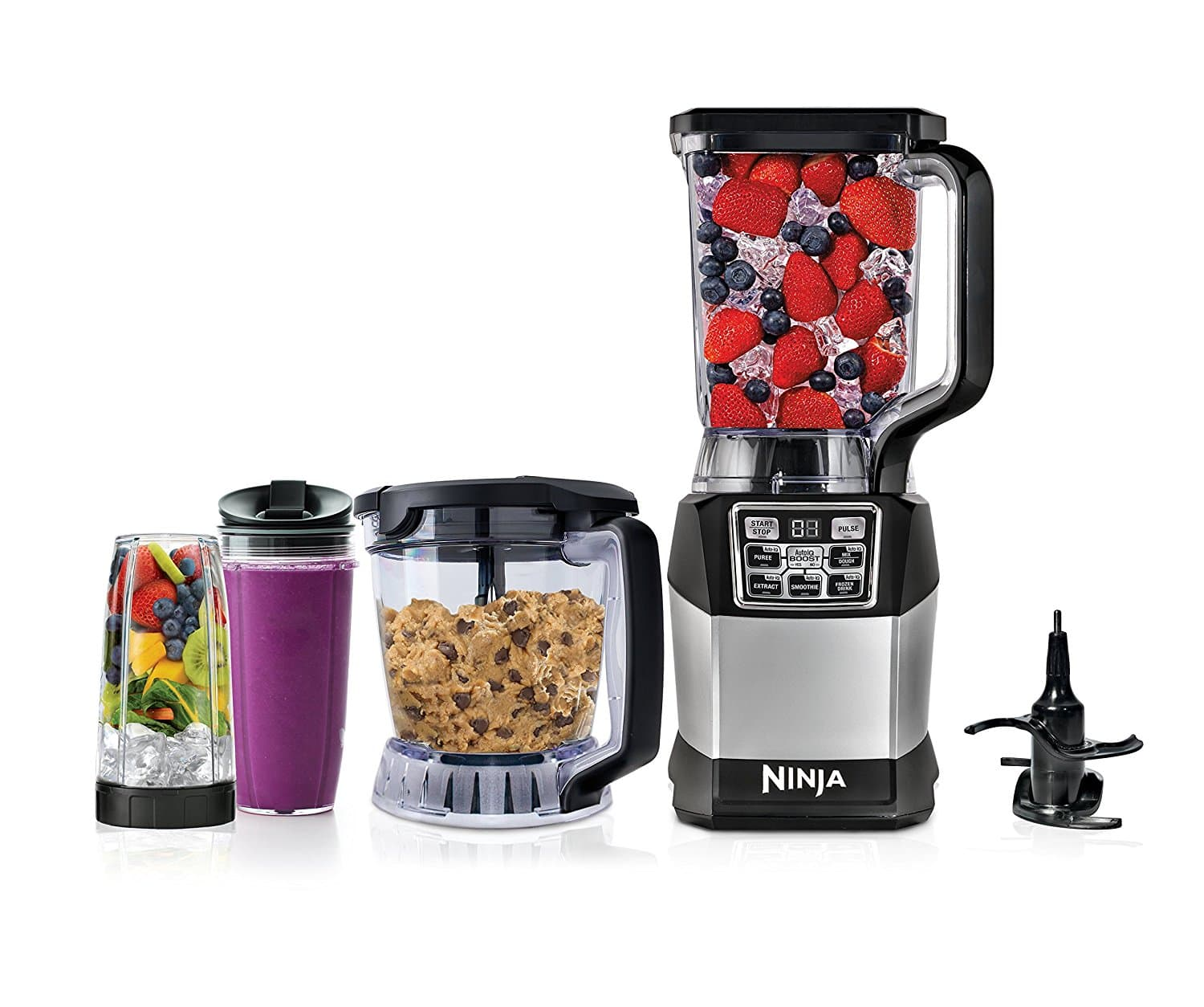 1500W Ninja Kitchen System with Auto-iQ Total Boost $129.99 (Members Only)
