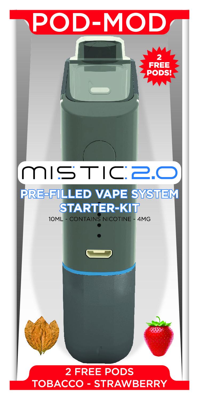 Massive  Mistic 2.0 Vap Clearance @ Walgreens, YMMV $1.99
