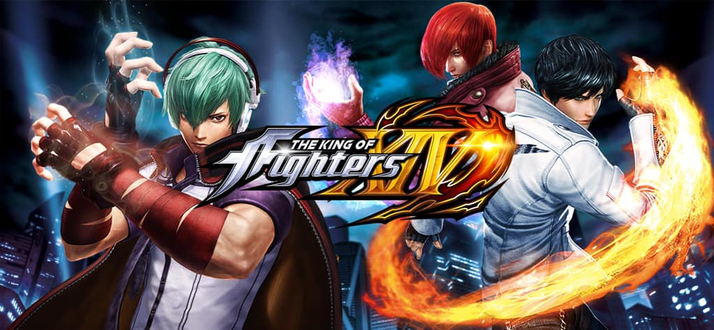 The King Of Fighters XIV Galaxy Edition - $17.99