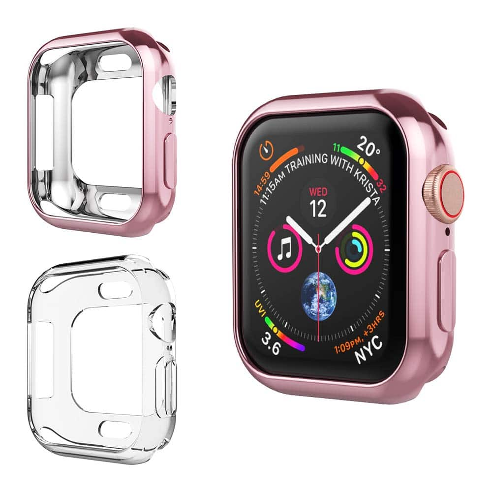 Alritz Compatible Apple Watch 4 Case 40mm $2.97