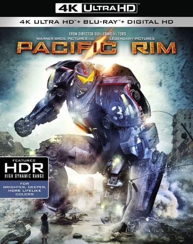 Pacific Rim 4k Ultra HD Blu-ray $24.99