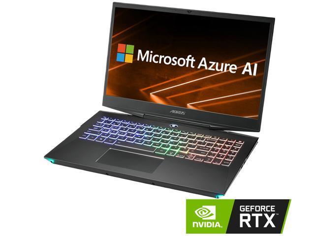 "AORUS 15-X9-RT4AD Core i7-8750H NVIDIA GeForce RTX 2070 16 GB Memory 512 GB Intel SSD 1 TB HDD Win10 15.6"" FHD LG IPS 144 Hz Gaming Laptop"