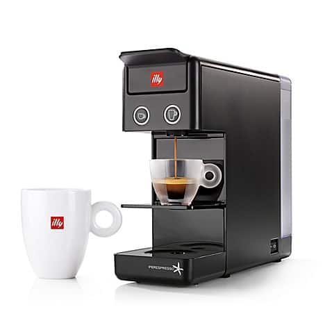 illy® Y3.2 Espresso/Coffee  (black/red) $79.99