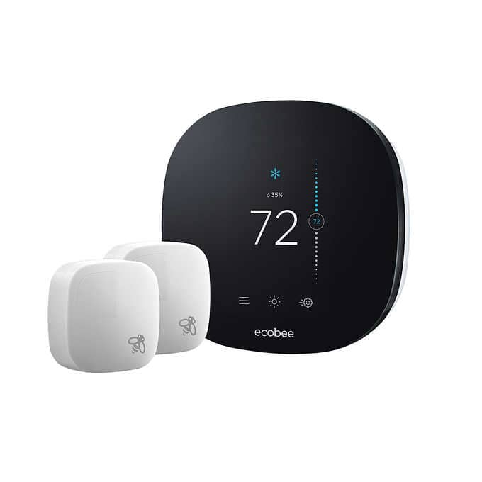 [Costco In Store] Ecobee3 lite with two sensors $65.97 YMMV