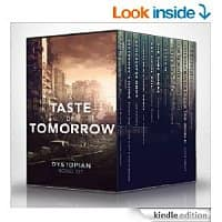 Amazon Deal: A Taste of Tomorrow - The Dystopian Boxed Set (11 Book Collection) Kindle ebook $1