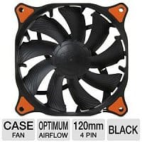 TigerDirect Deal: Cougar Vortex PWM CFV12HPB 120mm Case Fan - $4.99 AR + shipping @ TigerDirect.com