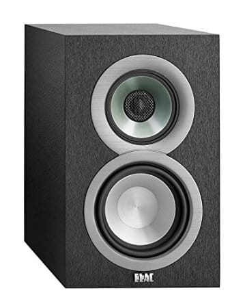 Amazon: ELAC Uni-fi UB5 Bookshelf Speaker with Blemished Concentric Driver (Black, Pair) , $400 + sales tax