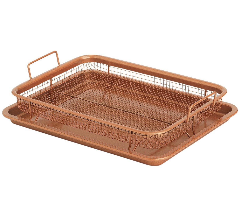 Copper Chef 2-Piece Copper Crisper at Walmart for $7.28
