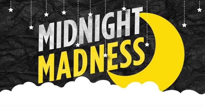 Sears.com is having their Midnight Madness sale tonight