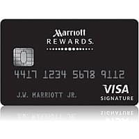 Chase Deal: Chase Marriott Rewards Credit Card $150 after first purchase and 1 free night after approval