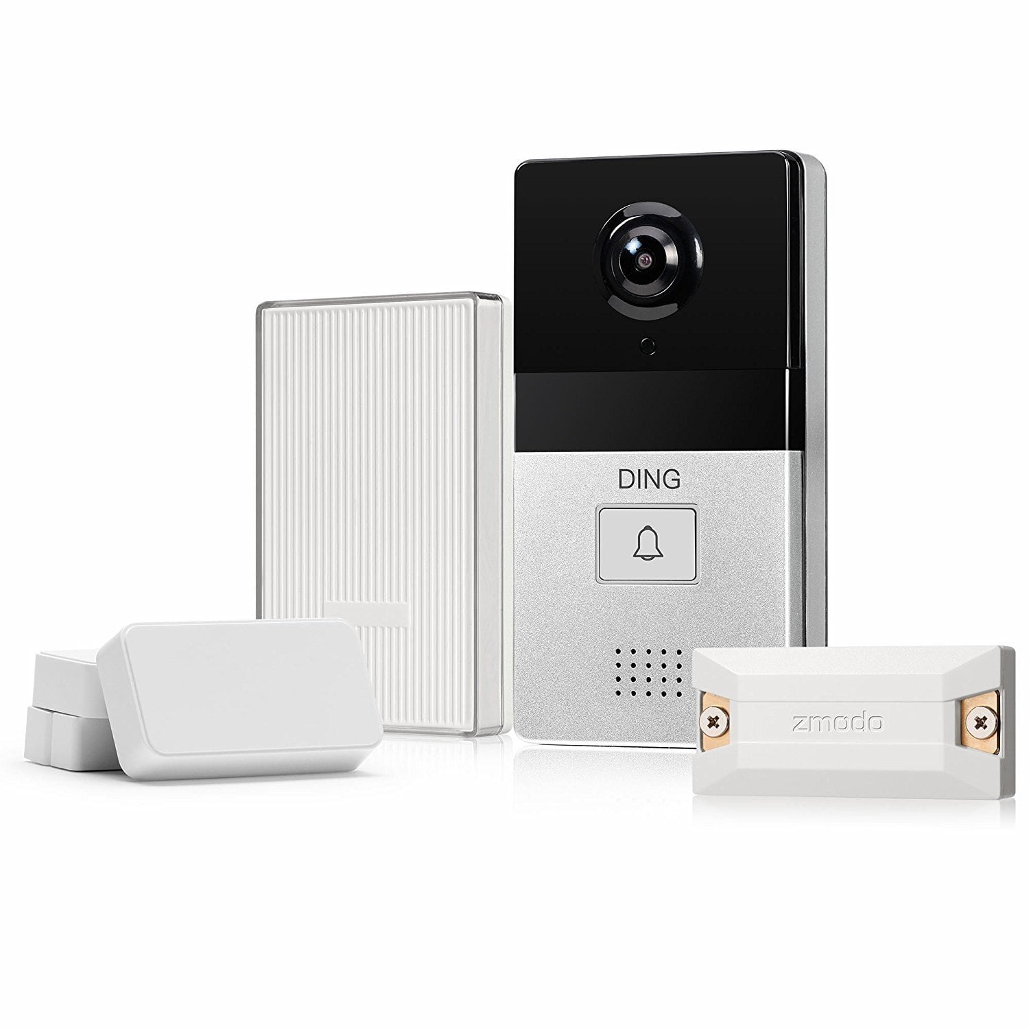 WiFi Video Doorbell +6-Month Cloud Storage +Smart Home Hub +WiFi Extender +2 Pack Door/Window Sensors $46.99