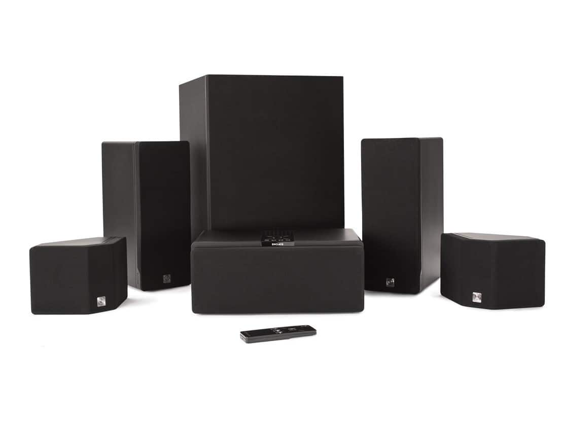 Enclave Cinehome HD 5.1 Wire Free Home Theater System at $849 (free shipping + no tax)