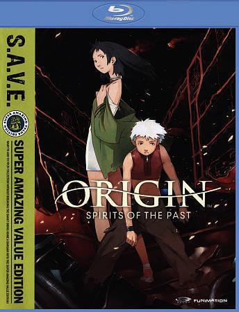 Origin: Spirits of the Past [S.A.V.E.] [Blu-ray] $13 @BestBuy $12.99