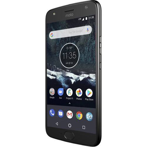B&HPhoto Moto X4 XT1900-1 64GB Unlocked Android One with 3 month Mint mobile plan $199.99