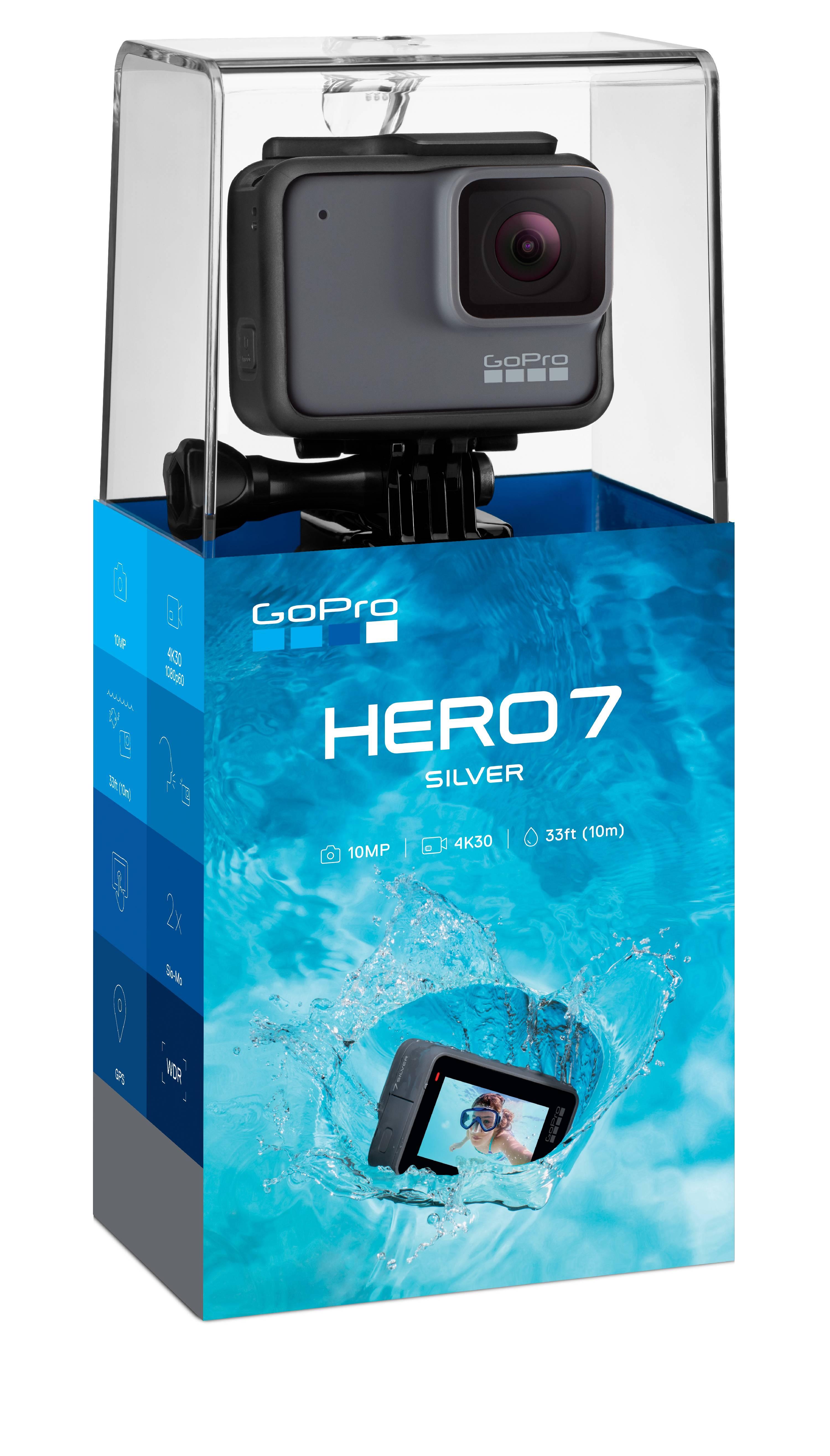 GoPro HERO7 Silver Walmart, $99.00, YMMV