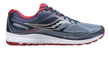 Saucony Guide 10 Road Running Shoe (Men's) 58.77 - with Code RSPP18E2A - Free Shipping Wide Sizes $58.77
