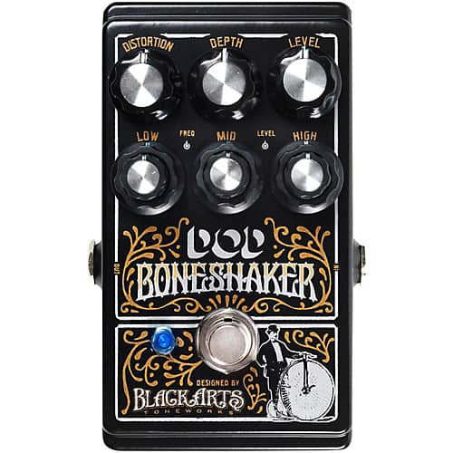 DOD Boneshaker Distortion Pedal $34.95