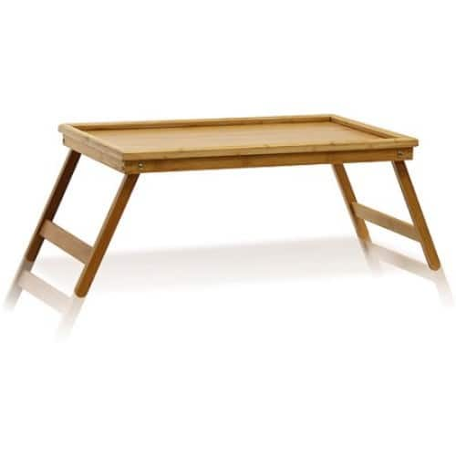 Furinno FNCL-33010 Bamboo Bed Lapdesk Tray $13.04 at Walmart