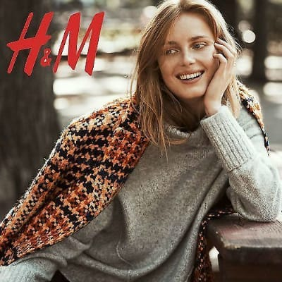 H&M Up to 80% Off Sale + Free Shipping On $40