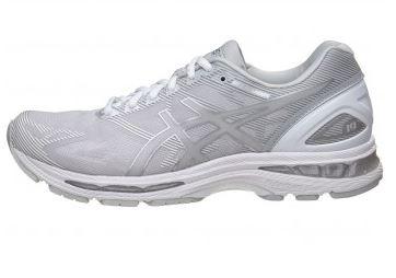 ASICS Gel Nimbus 19 Men's Shoes Glacier Grey/Silver/Wht $63.65