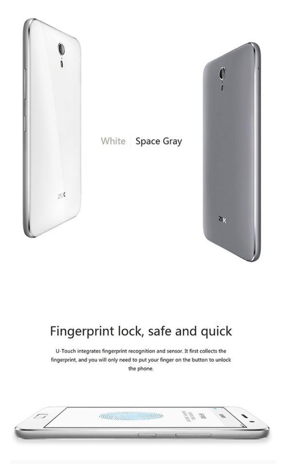 Lenovo ZUK Z1 for $129.99 + free shipping