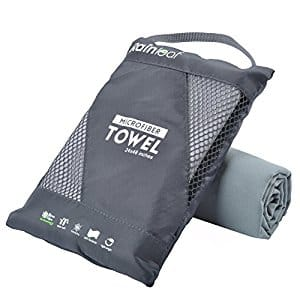 Repackable Microfiber Towel for $9.24 w/code + free prime shipping