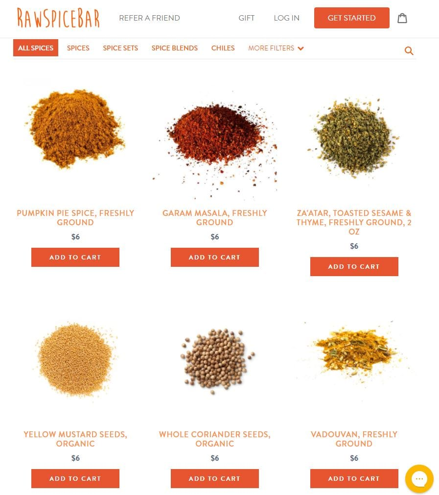 Fresh Pumpkin Spice, 1oz- 50% off for $3 w/code + Free Shipping