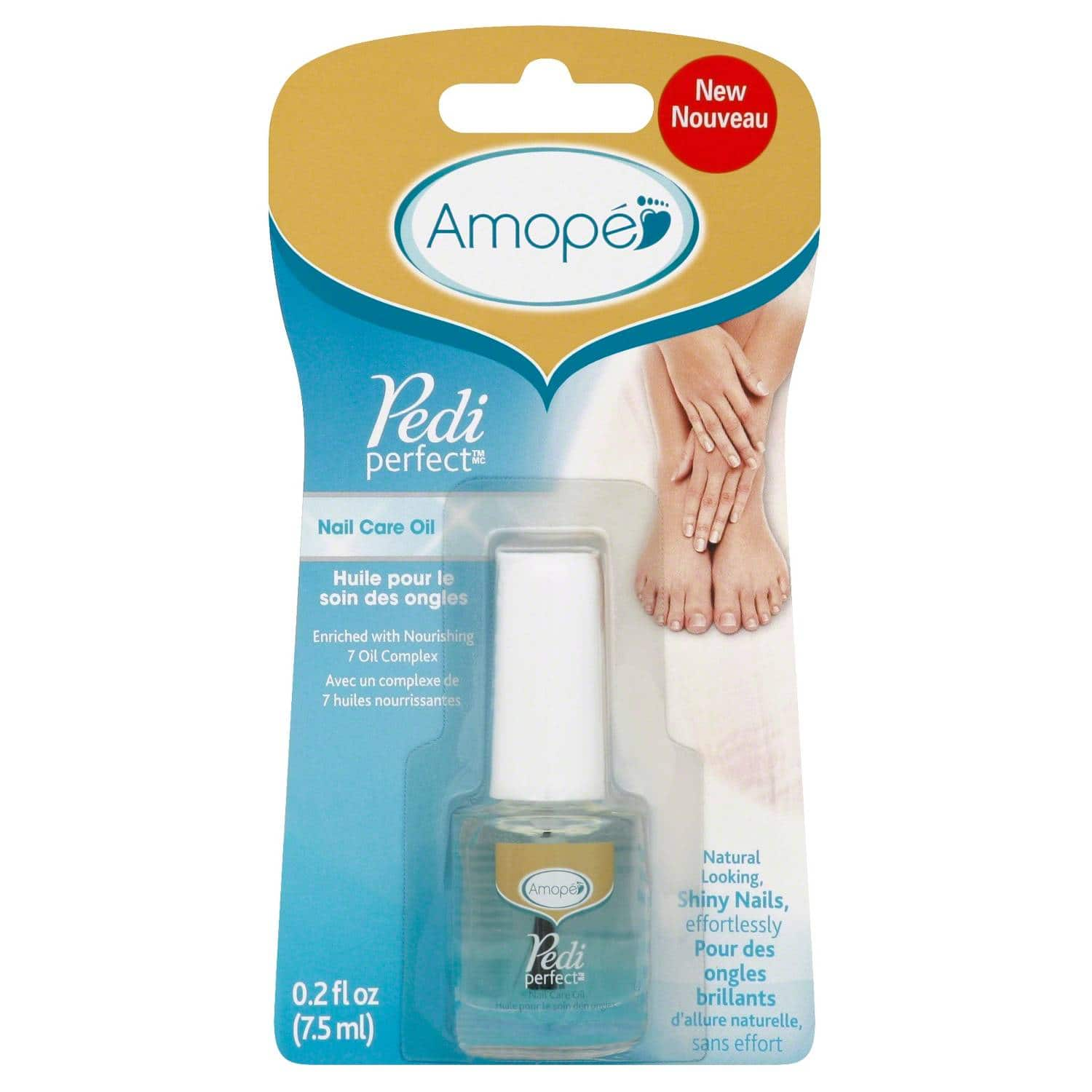 Amope Pedi Perfect Nail Oil Conditioner - 7.5 ml for $5 + free in store pick up