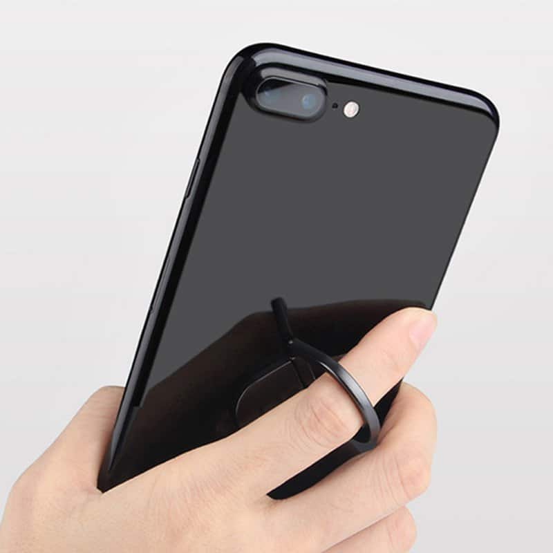 Magnetic Rotatable Water Drop Phone Ring Holder for $0.79 + Free S/H