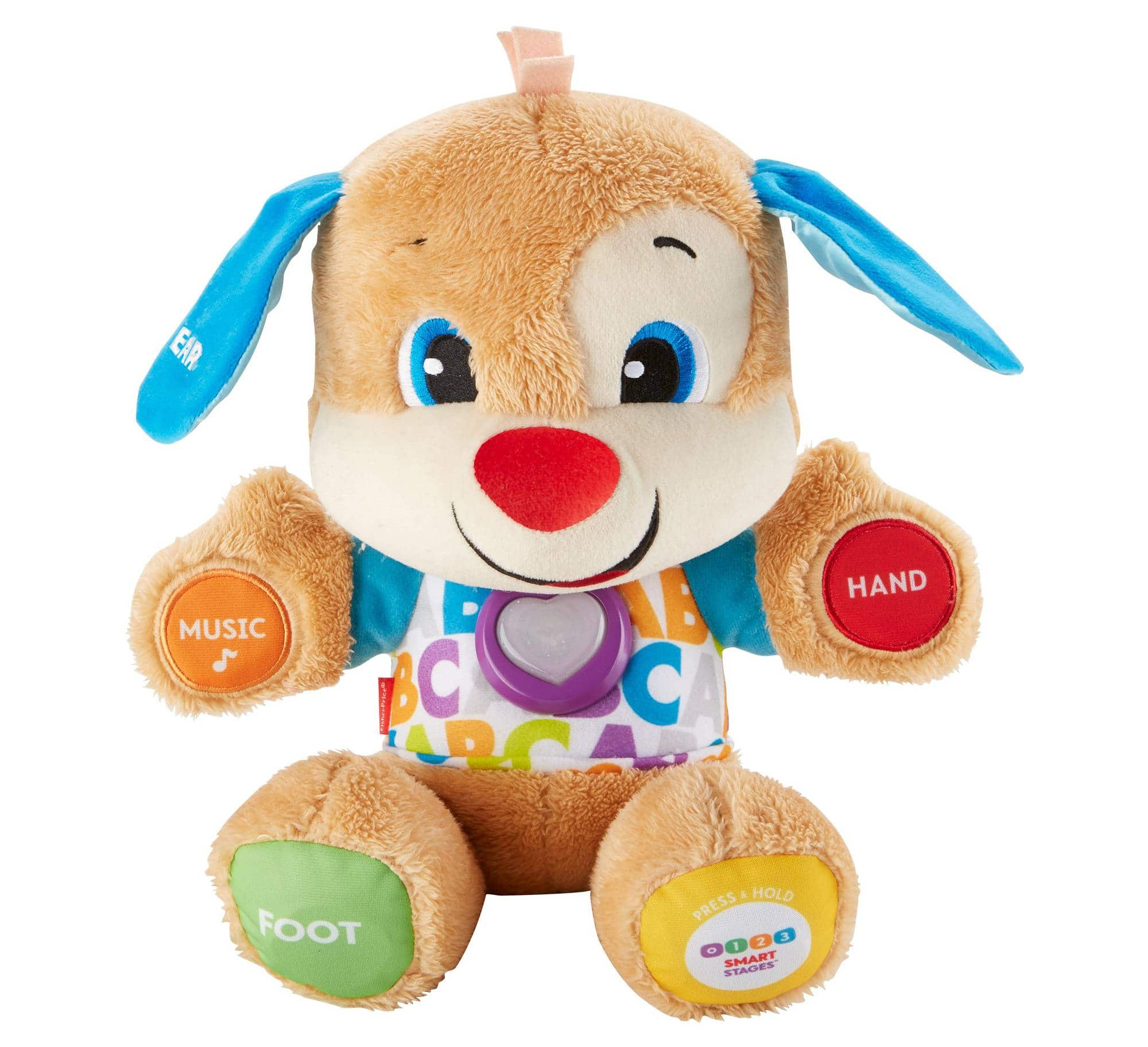 Fisher-Price Laugh and Learn Smart Stages Puppy for $11.49 + Free In Store Pick Up $11.47