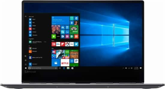 "Lenovo - Yoga 910 2-in-1 14"" Touch-Screen Laptop"