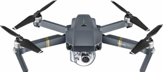 Mavic Pro (Standard Bundle) + $100 BB Gift Card $899.99
