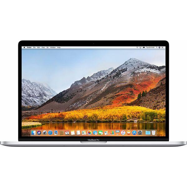 "Apple - MacBook® Pro - 15.4"" Display - Intel Core i7 - 16GB Memory - 256GB Flash Storage - Silver - $1499.99"