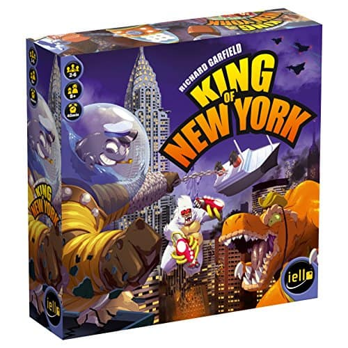 Board Games: Ticket To Ride: Europe $29.75, King of New York $26 & More