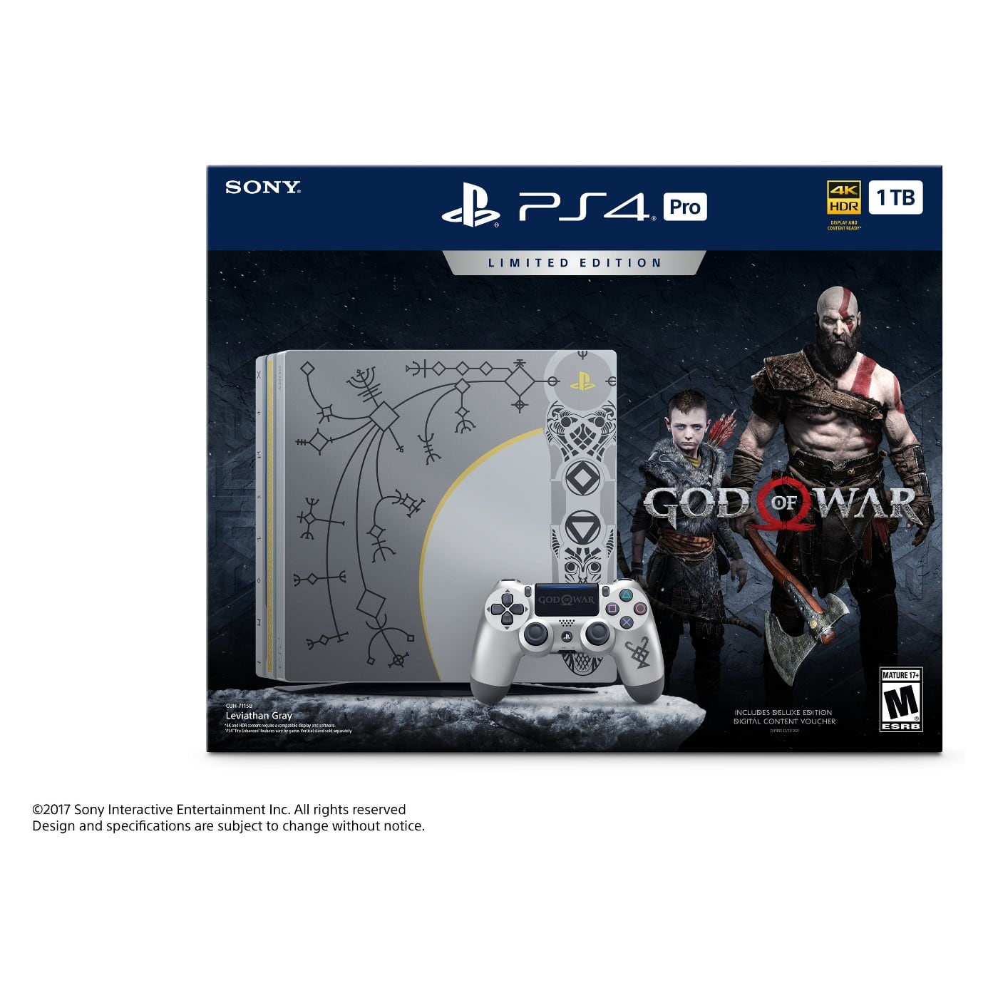PS4 Pro 1TB God of War Bundle in Stock at Target $399.99