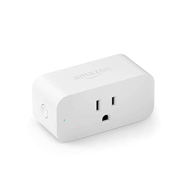 Amazon Smart Plug, works with Alexa $0.99