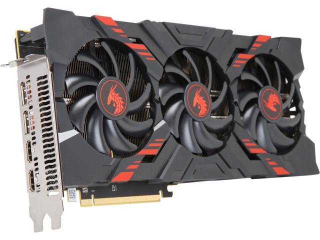 PowerColor RED DRAGON Radeon RX Vega 56 $479.99