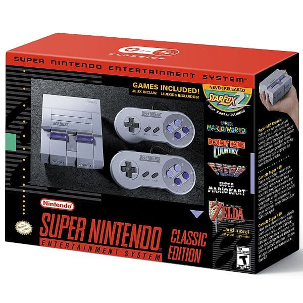 SNES Classic in stock @ Walmart RIGHT MEOW! $79.96