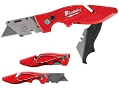 Milwaukee Fastback II Flip Utility Knife @ Woot $9.99