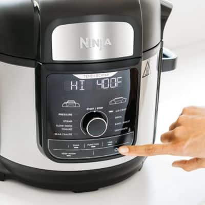 Ninja Foodi 8-qt. 9-in-1 Deluxe XL: $175 after coupon, Bed Bath and Beyond