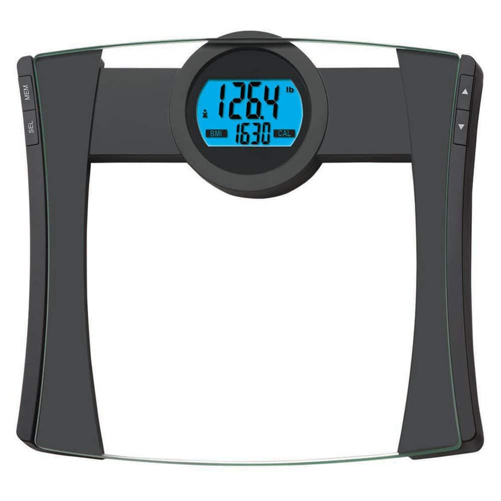 eatsmart precision calpal digtal bathroom scale with bmi and calorie rh slickdeals net