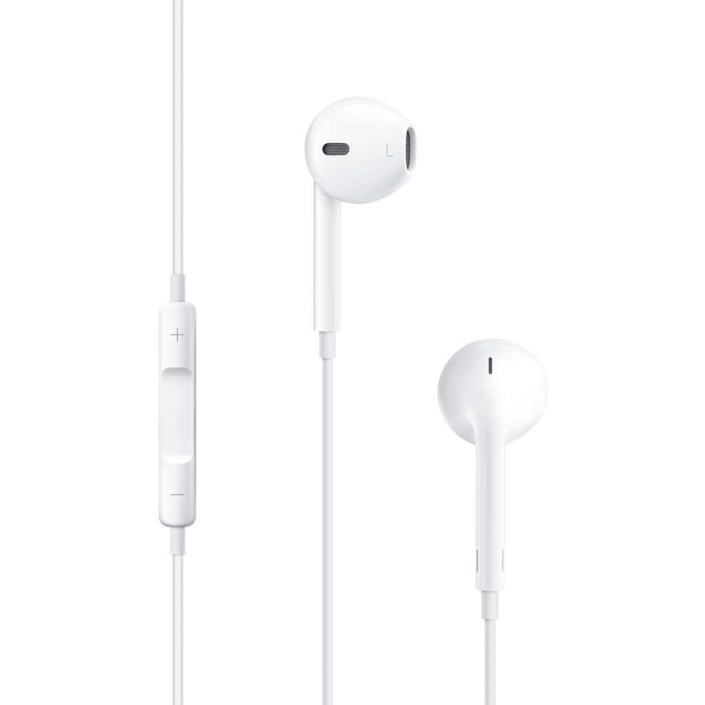 Apple EarPods with 3.5mm Headphone Plug - White [3.5mm Headphone Connector] $14.5