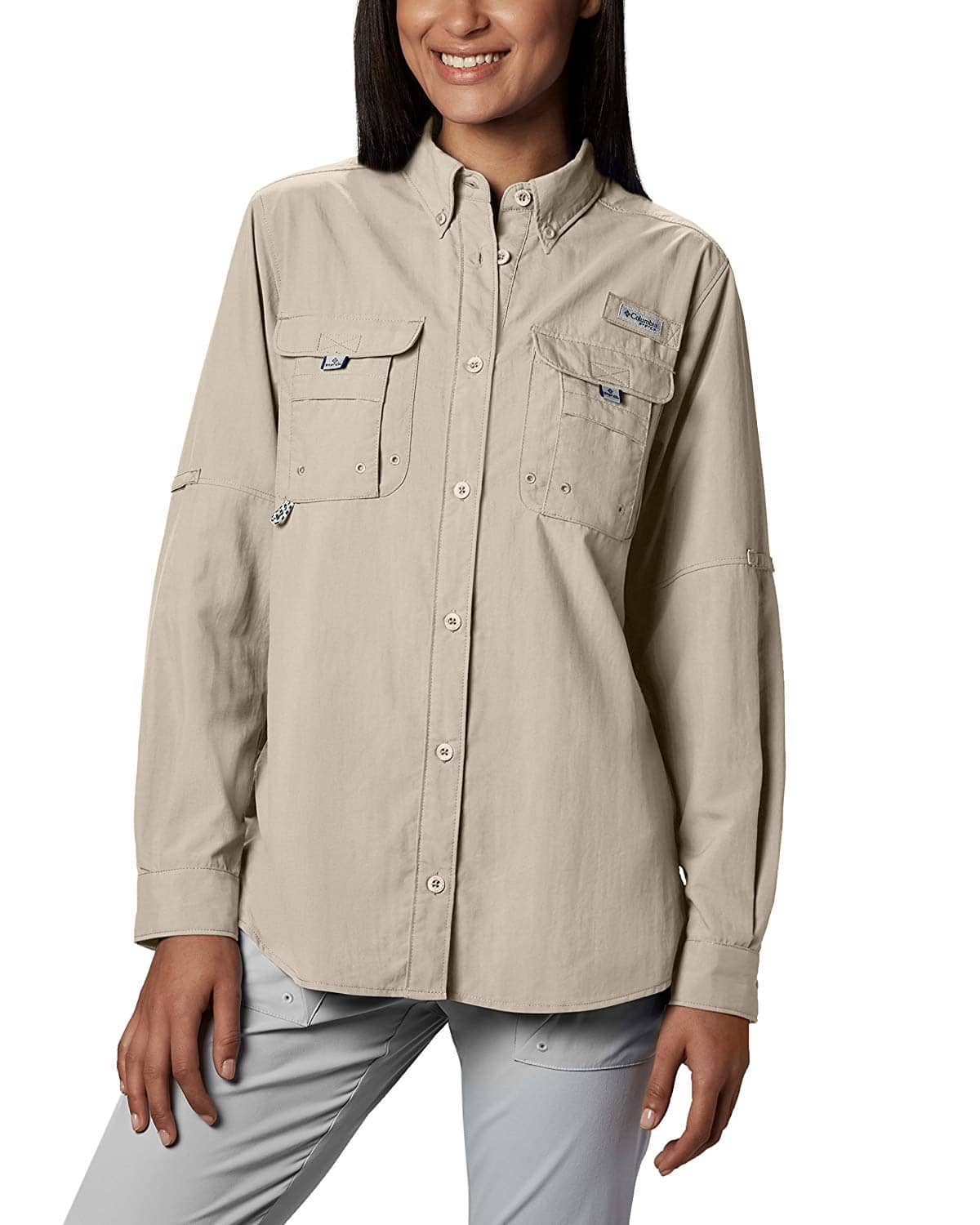 11c1e825729 Columbia Women's PFG Bahama Ii Long Sleeve Shirt, Breathable with Uv  Protection(size:small) $18.22 - Slickdeals.net