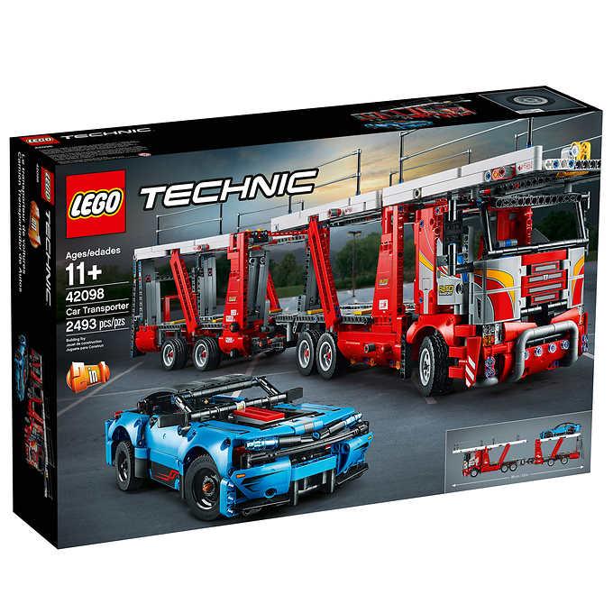 LEGO Technic Car Transporter Sale $129.99