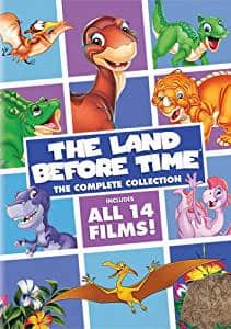 The Land Before Time: The Complete Collection $16.99 Prime day