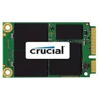 Amazon Deal: Crucial M500 240GB mSATA Internal Solid State Drive CT240M500SSD3 $110 shipped at Amazon.com