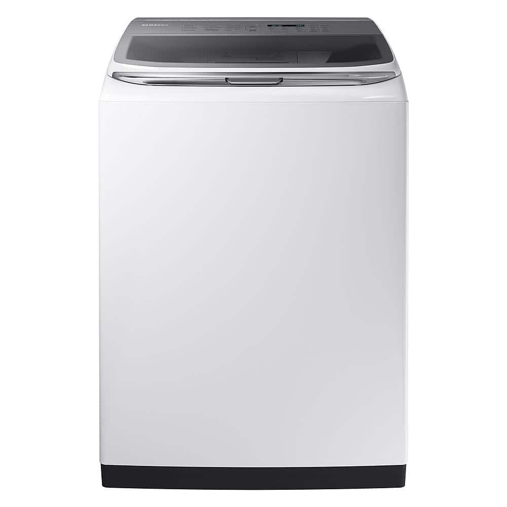 Samsung WA54M8750AV 5.4 cu. ft. top load washer in white $666.85 with free delivery and installation @ Sears.com