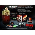 Call of Duty Black Ops 3 Juggernog Edition In Stock - Amazon $199.99